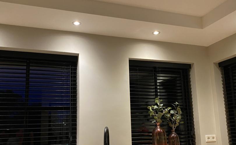 LED Spots met LED Dimmer